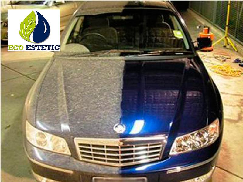 Limpieza ágil de autos con EcoEstetic