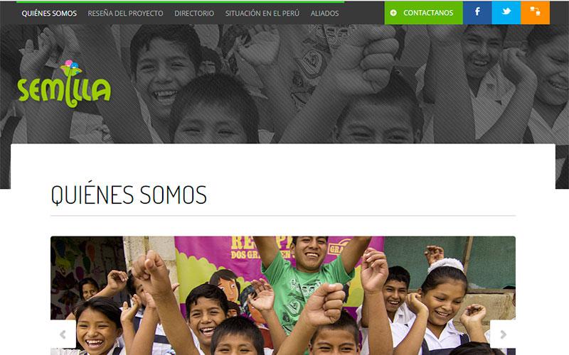 Proyecto Semilla - Semilla-org