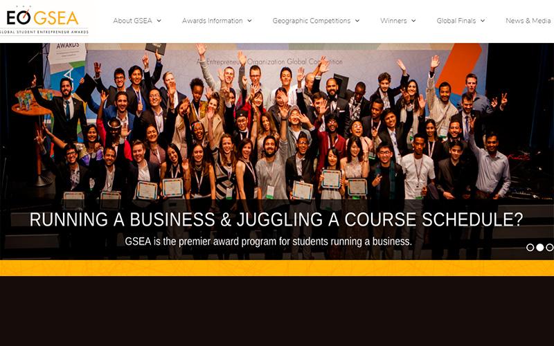 eogsea.org - Concurso Global de Emprendimiento Estudiantil