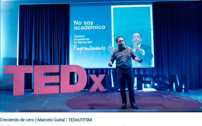 Creciendo desde cero exposicion de Marcelo Guital