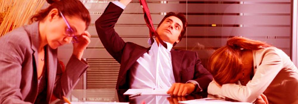 Debemos apuntar a resolver los problemas que causan las malas reuniones de trabajo