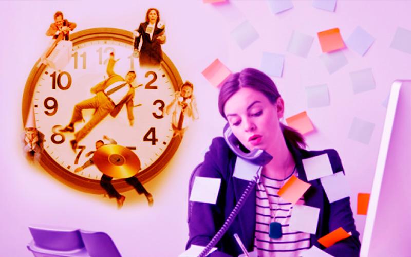 ¿Administrar el tiempo es posible?