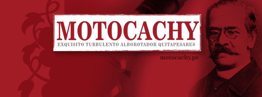 Logotipo Motocachy  - Overflow.pe