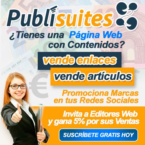 Incorpora tu sitio web y cobra en EUROS por artículos, enlaces o difusión en tus redes sociales