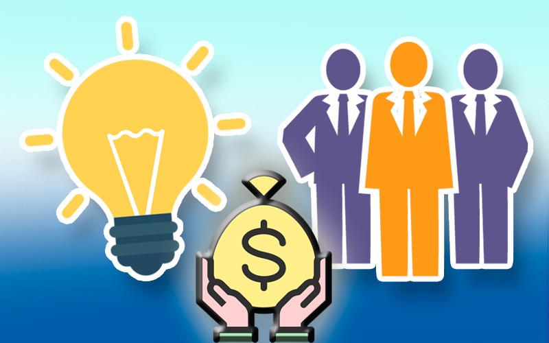 Idea Equipo y Dinero en el emprendimiento - Overflow.pe