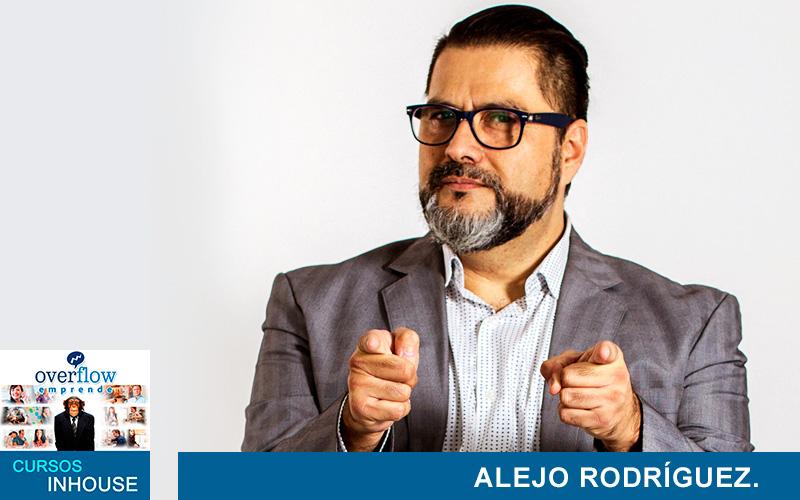 Alejo Rodríguez - Consultor y Capacitador Overflow - Cursos In-house