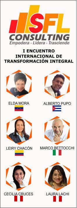 ¡Facilitadores Internacionales del Equipo de SFL Consulting!