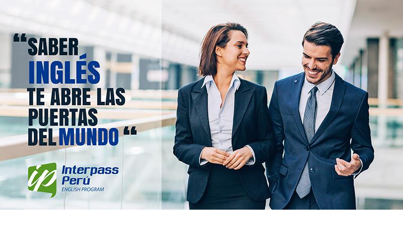 Aprender Inglés con Interpass Perú tiene beneficios