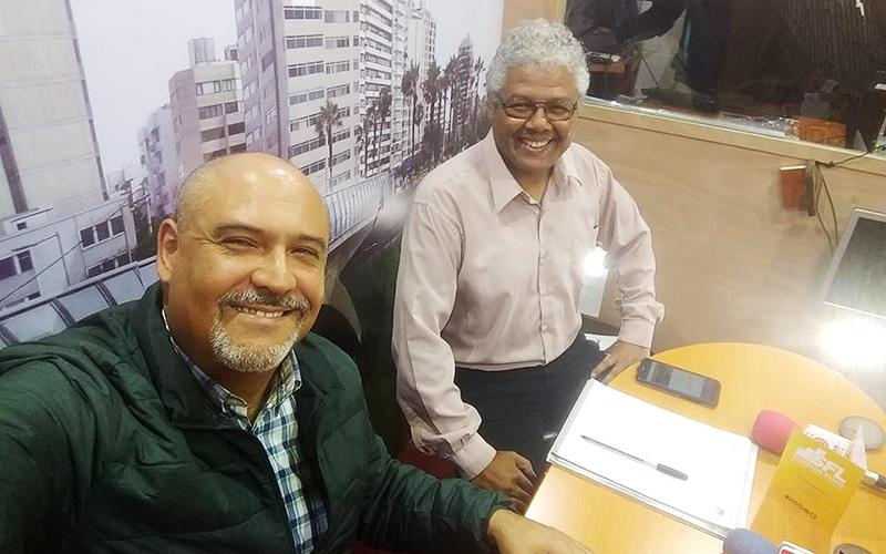 Entrevista a Sergio González en Programa Construyendo Vidas - Radio Miraflores Digital - Overflow.pe