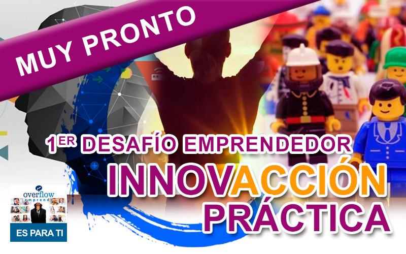 1er Desafío Emprendedor - Innovacción Práctica - Overflow.pe