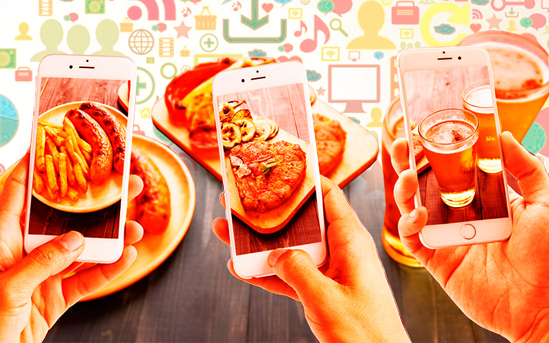 6 ideas contundentes del marketing gastronómico - Overflow.pe