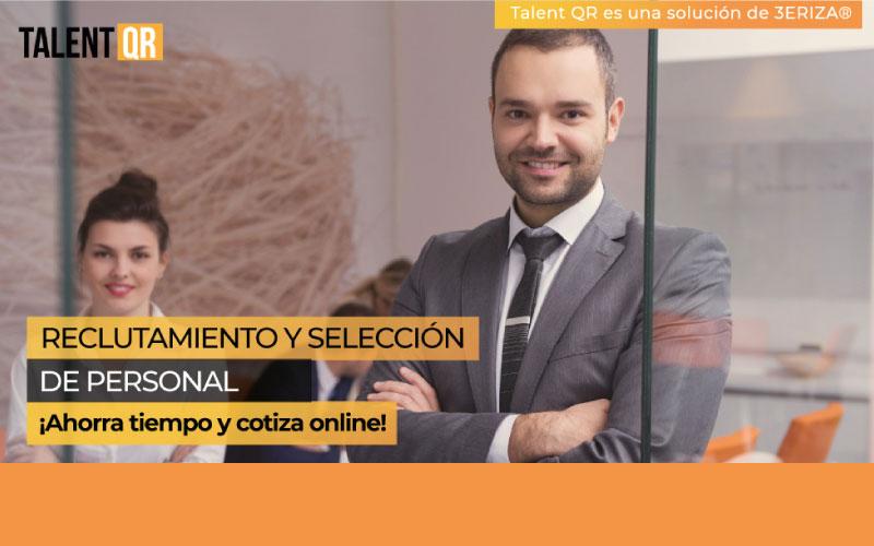 Grupo 3eriza ofrece Talent QR una solución digital en reclutamiento