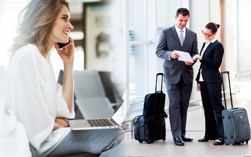 El viaje de negocios ideal - Overflow.pe