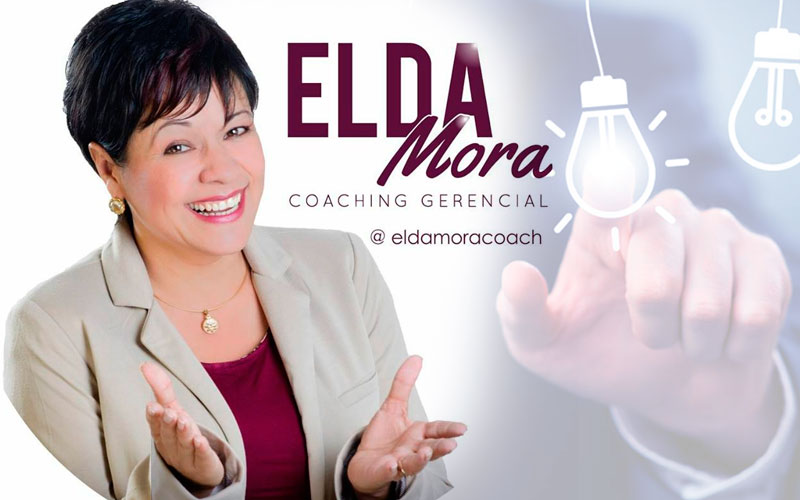 Elda Mora es Coach Gerencial - Overflow.pe
