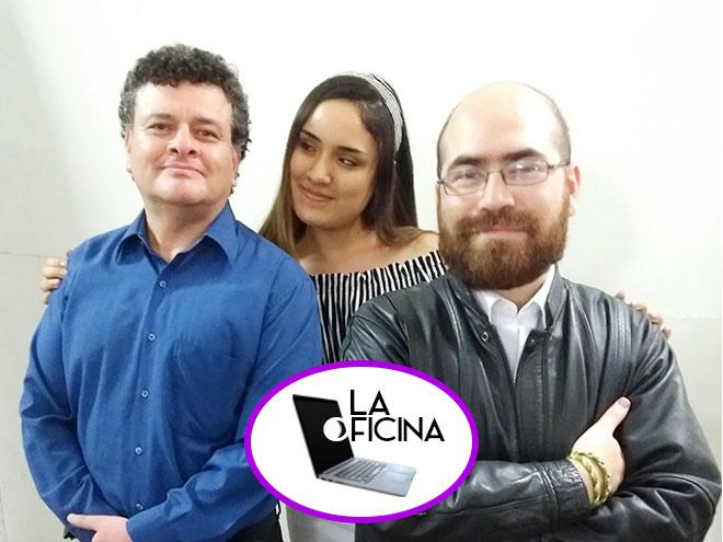 """Ven a ver """"La Oficina"""" al Teatro Auditorio Larco en Miraflores"""