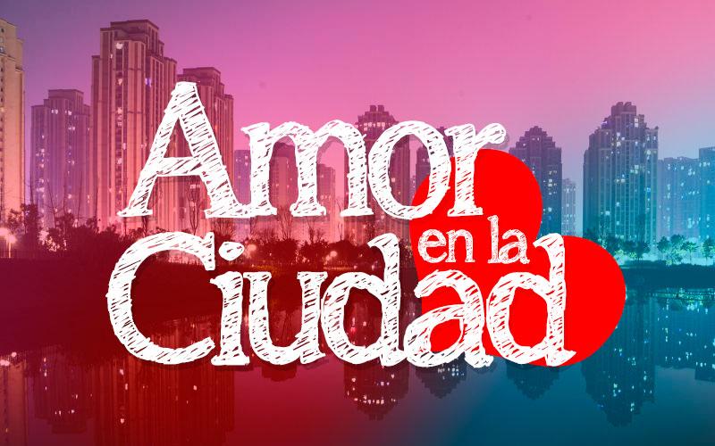 """Logotipo """"Amor en la Ciudad"""" para Artes Unidas - Overflow.pe"""