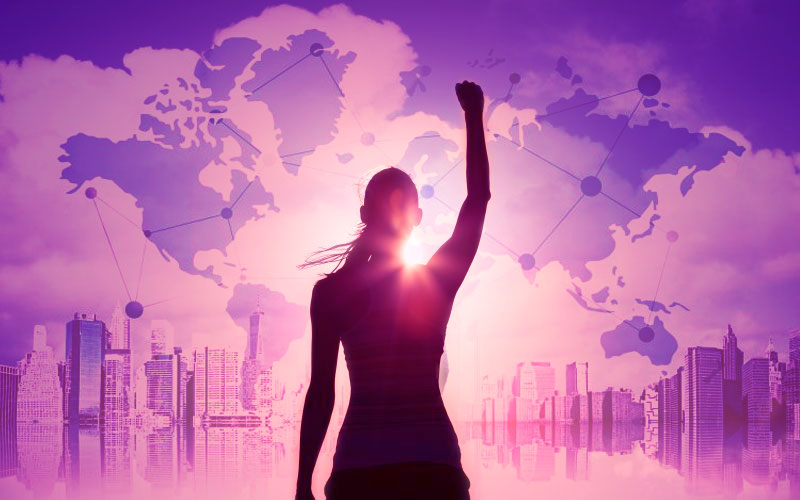 Recursos para mujeres emprendedoras que buscan libertad económica - Overflow.pe
