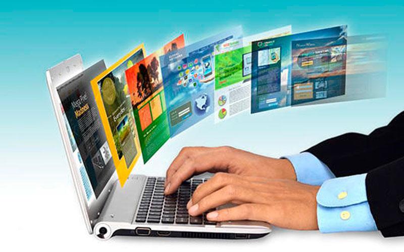 Elegir una página web como centro de difusión digital - Overflow.pe
