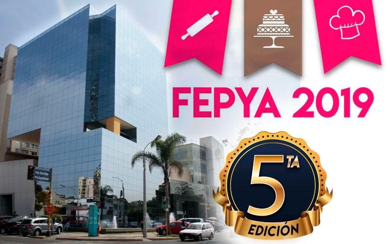 Feria de Pastelería y afines - FEPYA 2019 - Overflow.pe