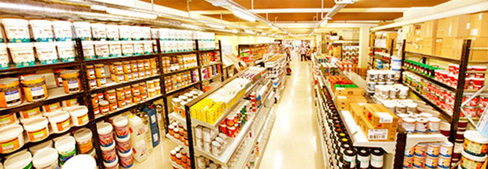 Las tiendas almacén minimizan el costo por metro cuadrado - Overflow.pe
