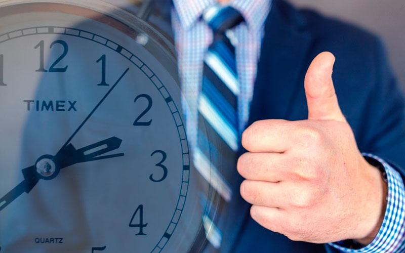 6 actitudes para evitar que el tiempo nos agobie - Overflow.pe