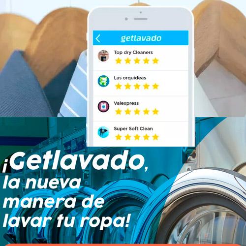 Getlavado ha digitilizado el formato tradicional mejorando tiempos, entregas y calidad de atención a través de su app y web - Overflow.pe