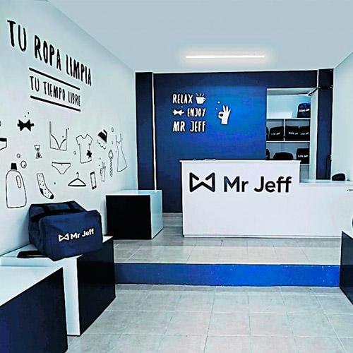 Mr Jeff combina los puntos de venta franquiciados con la atención digitalizada vía app y web - Overflow.pe