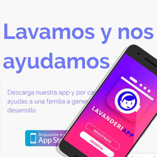LavanderiApp es la App Mexicana que integra personas que lavan con clientes en ciudad de México - Overflow.pe