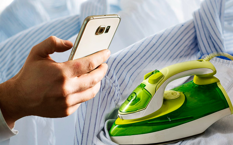 ¡Las Apps de lavanderia se multiplican con la espuma! - Overflow.pe