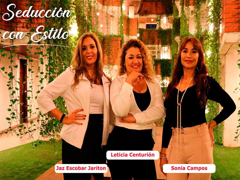 Jaz Escobar Jariton y Sonia Campos, parte del Equipo de EM Consultores & Asociados, expondrán sobre el ¡Poder de la Seducción Femenina! - Overflow.pe