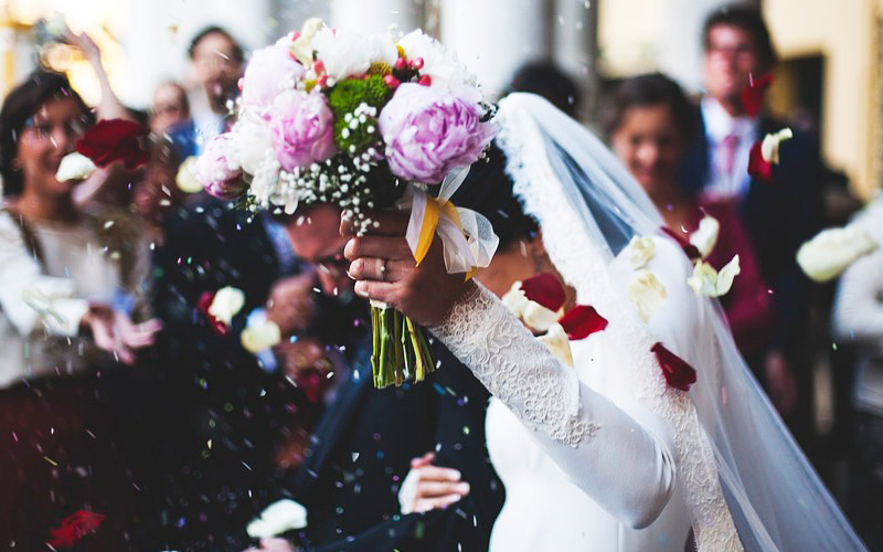 Organizar un boda implica múltiples oportunidades de negocio - Overflow.pe