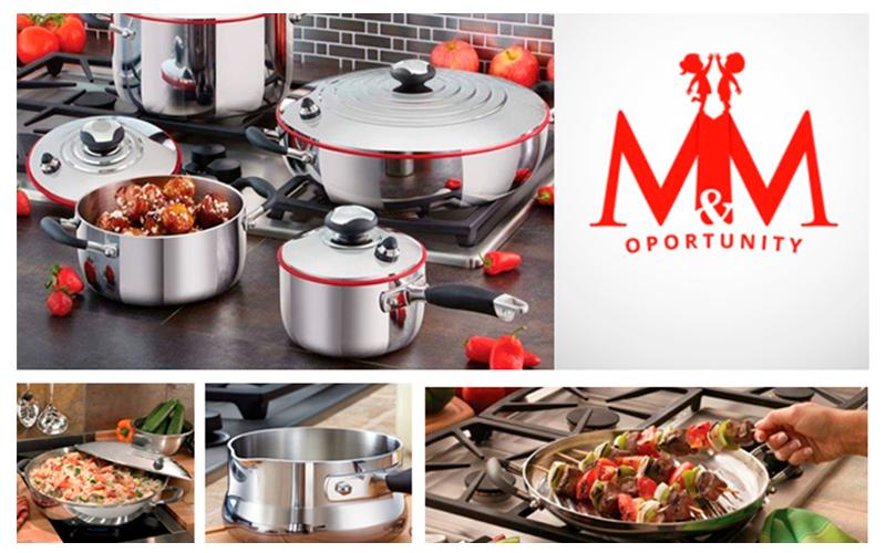 ¿Conoces personas que aman cocinar? ¿Quieres Emprender con ellos en una actividad de excelentes ganancias?