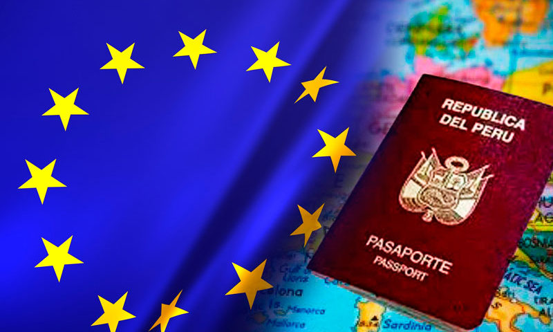 ETIAS para peruanos desde el 2021 vigente para viajar a Europa - Overflow.pe