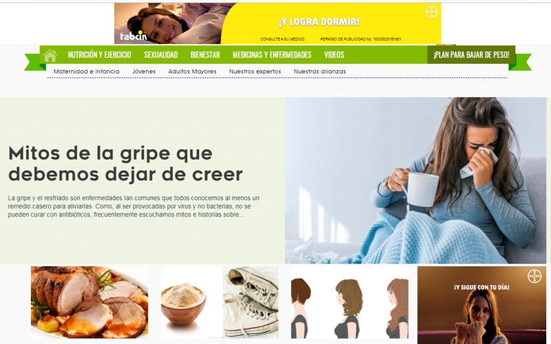 https://www.salud180.com/- Portal de salud - Overflow.pe