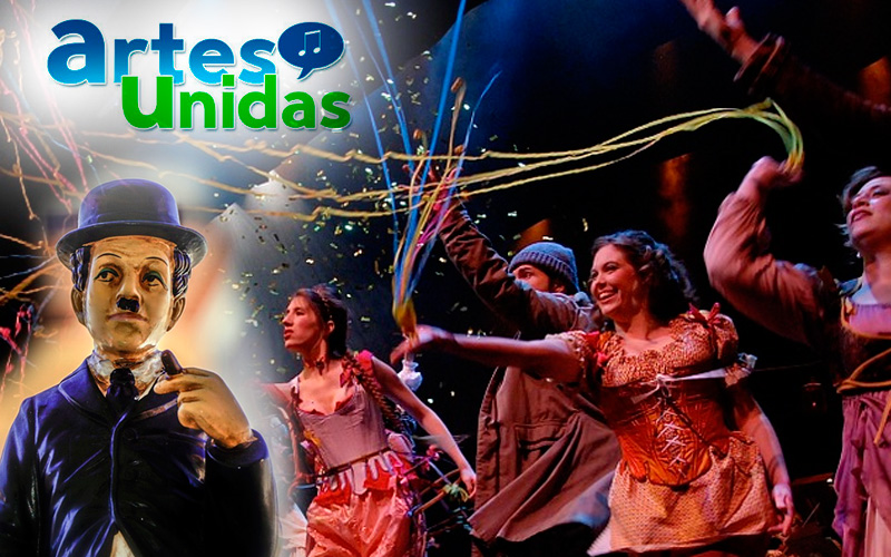 ArtesUnidas.com es el Emprendimiento cultural de Overflow Emprende!
