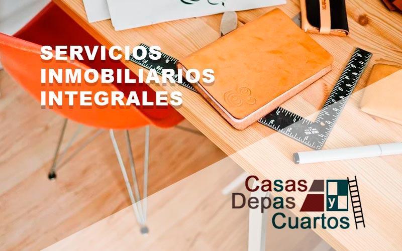 Servicios Inmobiliarios Integrales - Visita CasasDepasyCuartos.com
