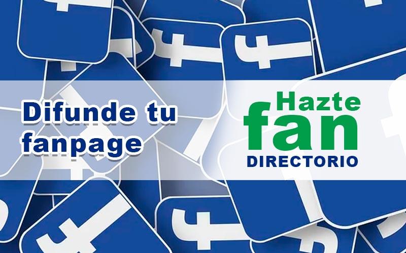Difunde tu fanpage en el directorio Hazte fan de Overflow Emprende