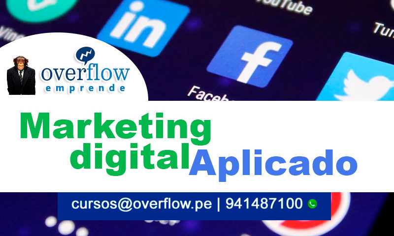 Taller de Marketing Digital Aplicado - Overflow Emprende - Overflow.pe