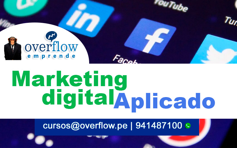 Taller de Marketing Digital Aplicado  ¡Reserva tu participación!