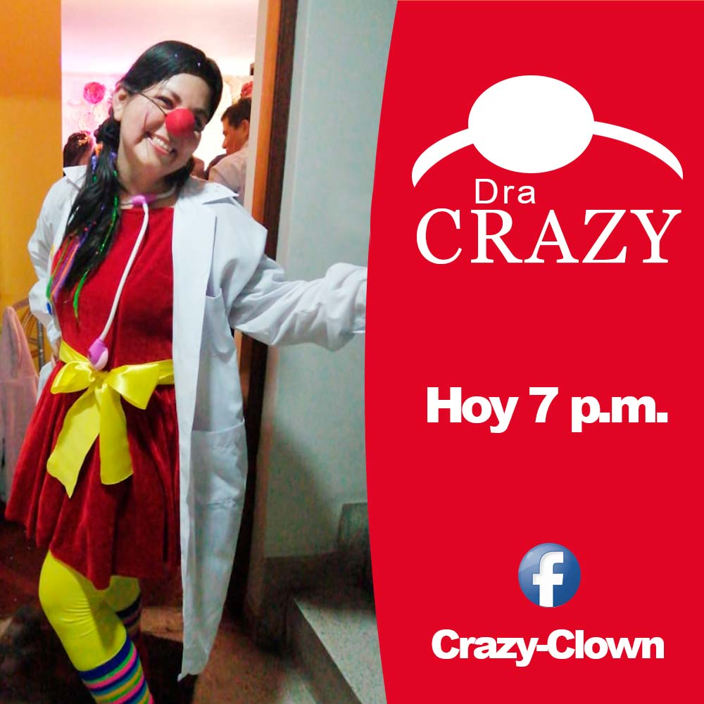 Dra Crazy - Presentación 1