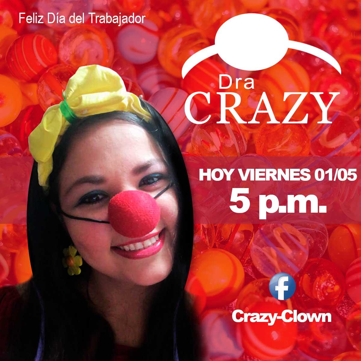 Dra Crazy - Presentación 2