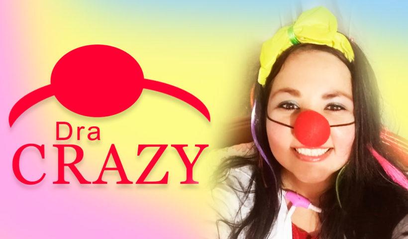 Dra Crazy: diseño de imagen y piezas gráficas digitales