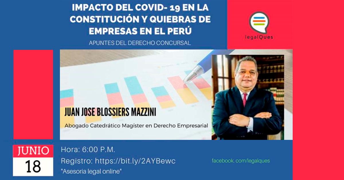 Impacto del Covid-19 en las empresas en el Perú - Overflow.pe