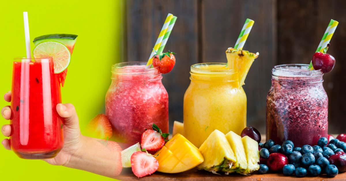 Curso de Bebidas frutales para tu Negocio - Recomendación especial