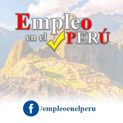 Publica tus convocatorias laborales en Empleo en el Perú un grupo de Facebook gestionado por Overflow Emprende