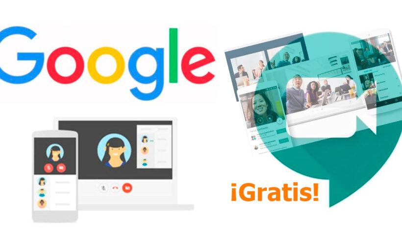Google Meet para 100 participantes - Overflow.pe
