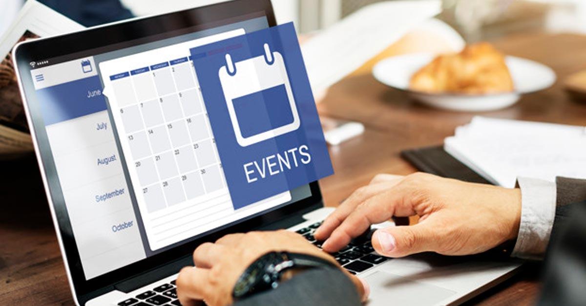 Publica tus eventos digitales en Overflow Emprende - Overflow.pe