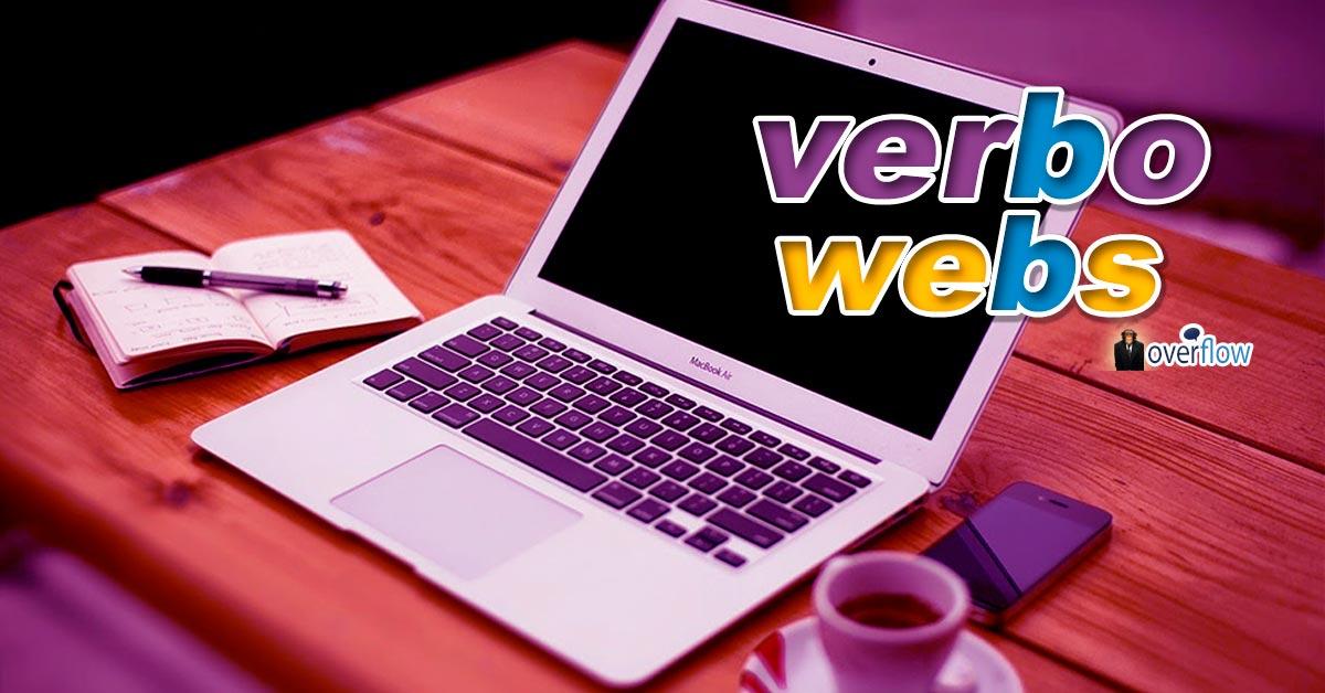 Conoce VerboWebs para escritores digitales