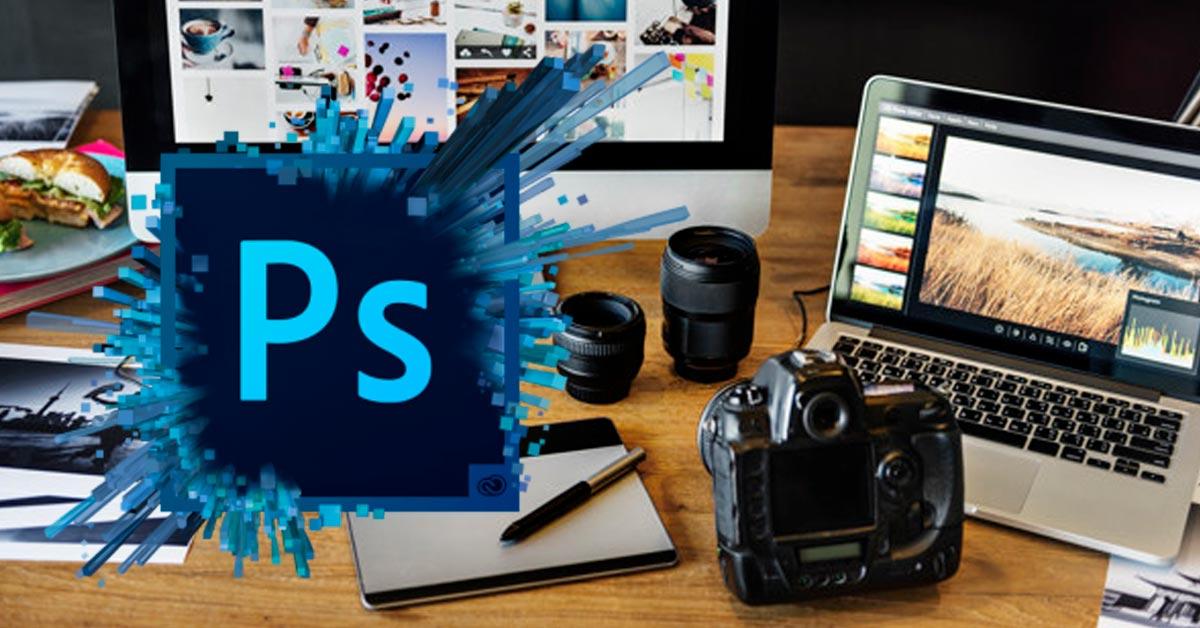 Curso completo de Photoshop - Tienda Overflow.pe