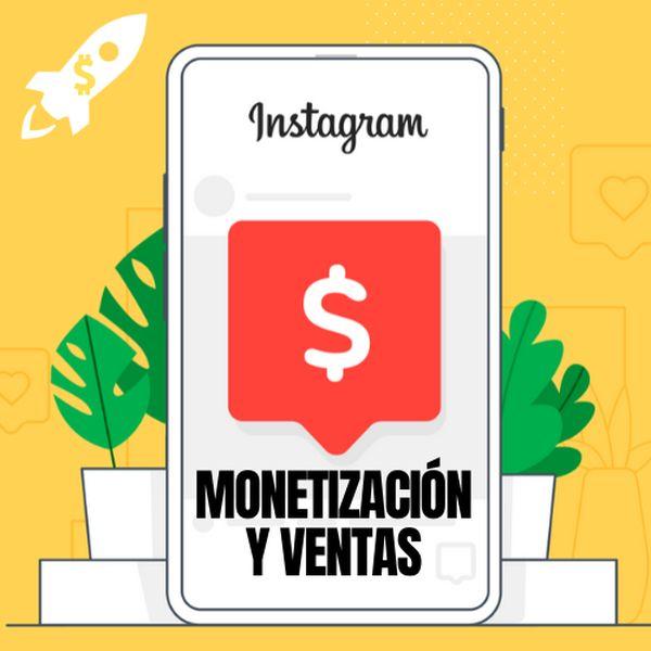 Aprende a Monetizar y Vender con Instagram - Cursos Online en Tienda Overflow Emprende - Overflow.pe